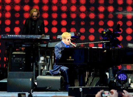 Elton John, Life Festiwal Oświęcim