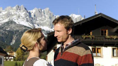 Doktor z alpejskiej wioski – nowy rozdział, odc. 55 Jeden mały krok
