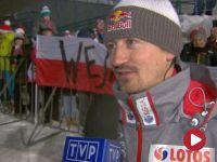 Adam Małysz: konkurencja nie śpi, a w Lahti muszą być