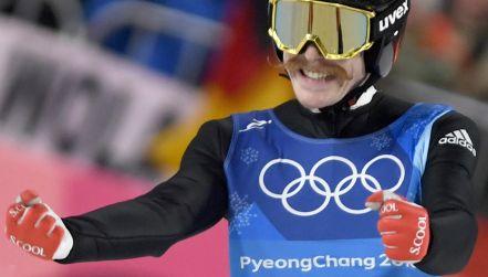 Konkurs drużynowy: Johansson przypieczętował zwycięstwo Norwegów