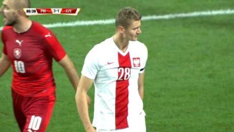 Paweł Dawidowicz otrzymał kolejną szansę od Adama Nawałki