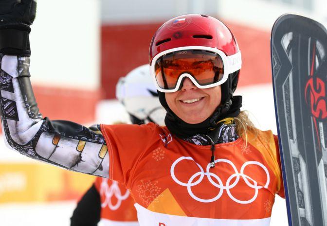 Ledecka ponownie mistrzynią! Tym razem w snowboardzie