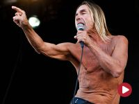 Koncert: Iggy Pop plays Baloise Session