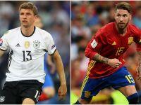 Niemcy – Hiszpania: kto zda test i pojedzie na mundial?
