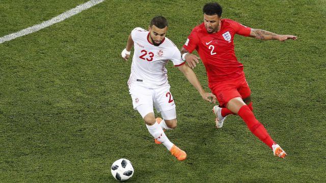 MŚ: Tunezja odpowiedziała Anglii z rzutu karnego