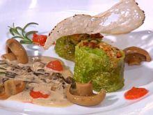 Gołąbki z kapusty włoskiej