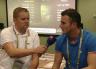 Zawacki i Żewłakow po meczu Niemcy – Dania
