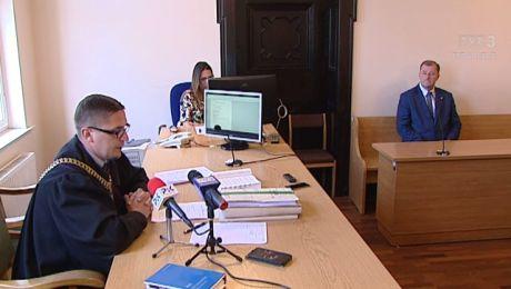 Radny Dzakanowski musi przeprosić prezydenta Bruskiego