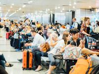 Prawie 200 Polaków utknęło na lotnisku w Turcji
