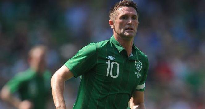 Robbie Keane zdobył dla Irlandii aż 56 bramek (fot. Getty Images)