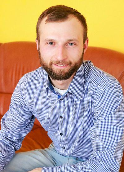 Michał – 29 lat