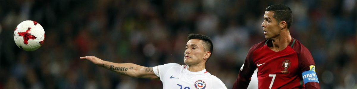 Chile w finale