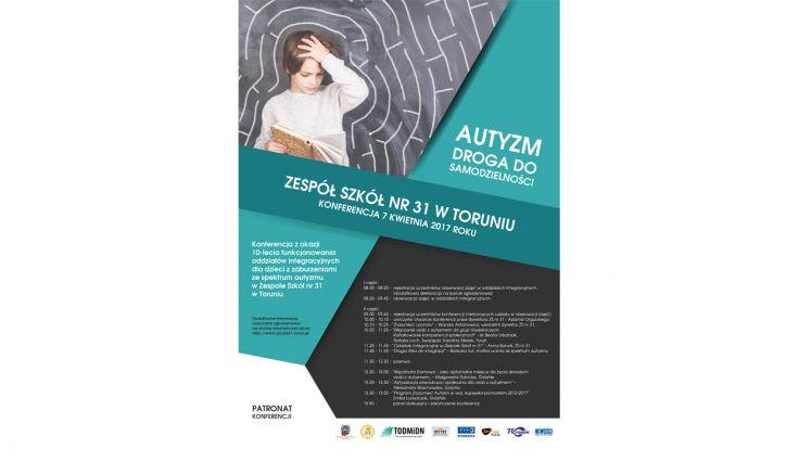 """Konferencja oświatowa """"Autyzm - droga do samodzielności"""""""