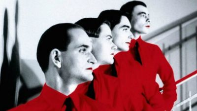 Portrety – Kraftwerk – Pop Art