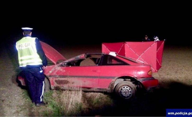 Kierowca miał ponad 0,6 promila alkoholu w wydychanym powietrzu