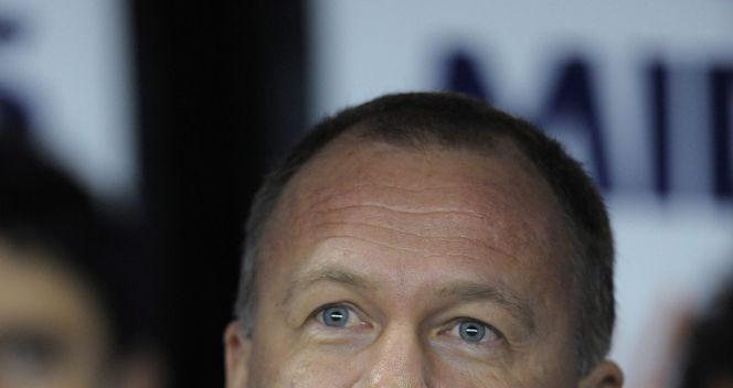 Nowy trener Brazylijczyków Mano Menezes może być zadowolony ze swoich podopiecznych (fot. PAP/EPA)