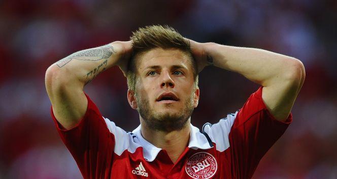 Lasse Schoene zmarnował w końcówce doskonałą okazję (fot. Getty Images)