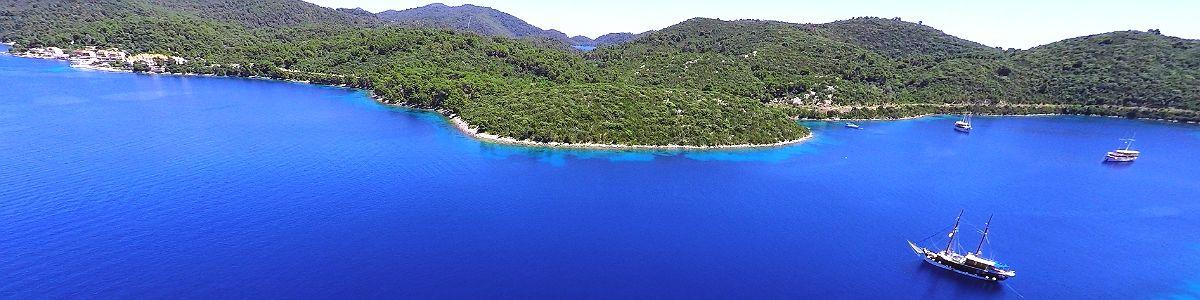 Chorwacki raj – Mljet