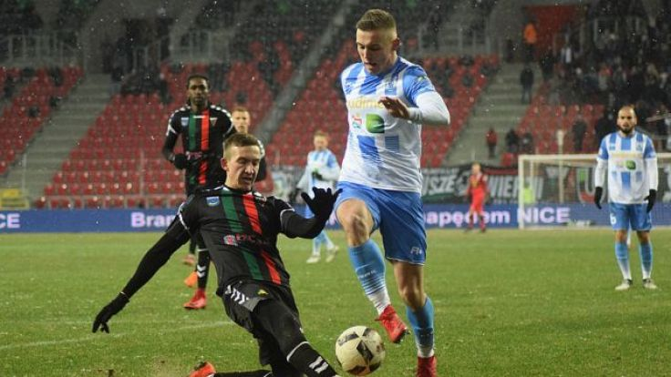 W tabeli I ligi Stomil zajmuje 16. miejsce z dorobkiem 18 punktów (fot. stomilolsztyn.com / Paweł Piekutowski)