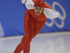 Panczenista Paweł Zygmunt był 18. na 5000 metrów i 40. na 1500 metrów (fot. Getty Images)