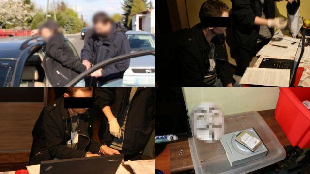 Hakerzy włamali się na konta klientów banku i wyłudzili pół miliona