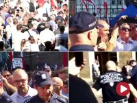 """Lider i działacze KOD zostali poturbowani na pogrzebie """"Inki""""? """"Można to odebrać jako prowokację"""""""