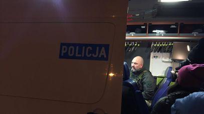 Policjanci sami tworzyli Mobilne Centrum od podstaw