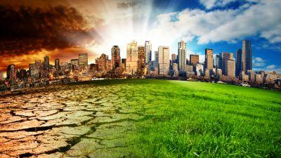Tropem nieznanego – Ocieplenie i jego skutki