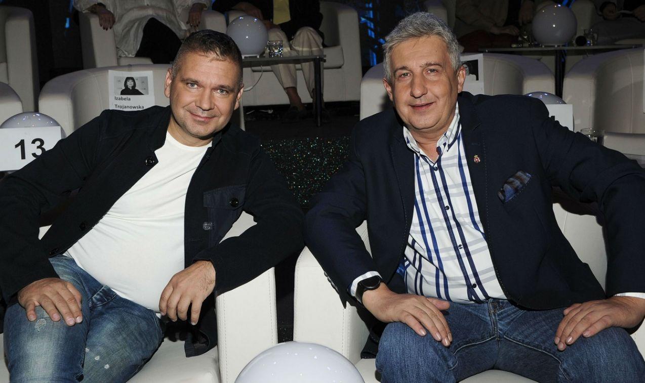 Maciej Karczewski i Dariusz Bohatkiewicz szli jak burza (fot. Natasza Młudzik/TVP)