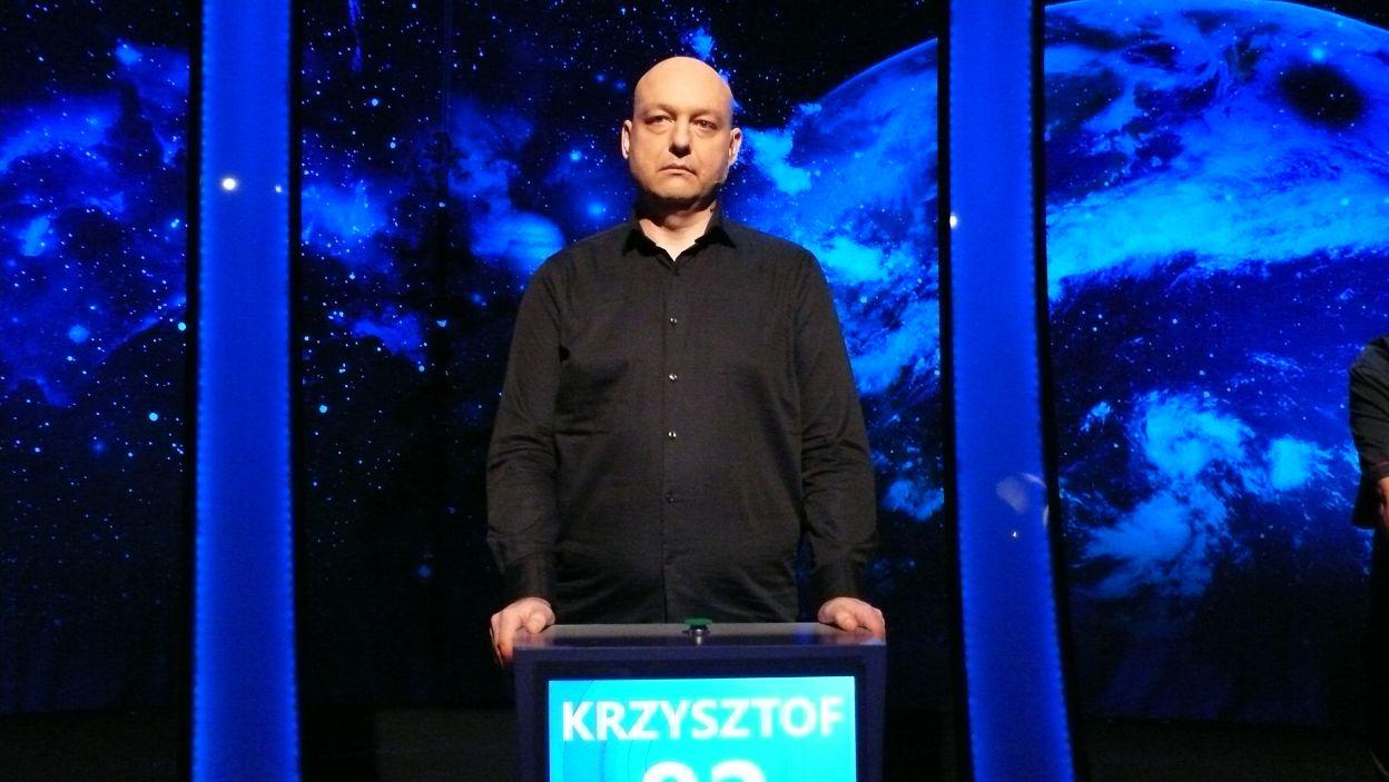 Pan Krzysztof Tutaj wygrał 5 odcinek 109 serii