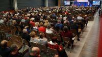 W ostródzkiej hali Expo Mazury zebrało się prawie tysiąc osób