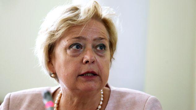 """Skarga nadzwyczajna """"łamie pewien porządek prawny"""" – twierdzi I prezes SN (fot. arch.PAP/Tomasz Gzell)"""