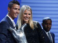 Cristiano Ronaldo wybrany piłkarzem sezonu w Europie