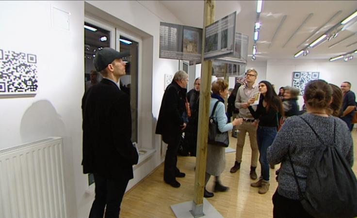 """Michael Kurzwelly i """"Kontrukcja rzeczywistości"""" w Galerii Okno"""