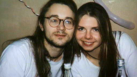 Robert Odżga i Anna Kembrowska (fot. arch. TVP3 Wrocław)