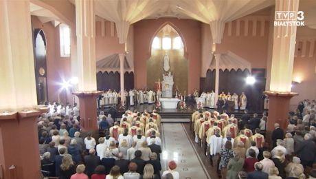 Msza św. w 100-lecie Objawień Fatimskich