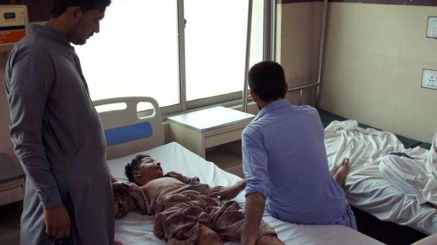 Ofiarami są chłopcy od sześciu do dwunastu lat (fot. PAP/EPA/SAOOD REHMAN)