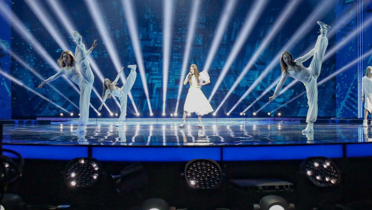 O zwycięstwie zadecydują głosy widzów. Czy występ Roksany zachwyci publiczność? (fot. Andres Putting/Eurovision)