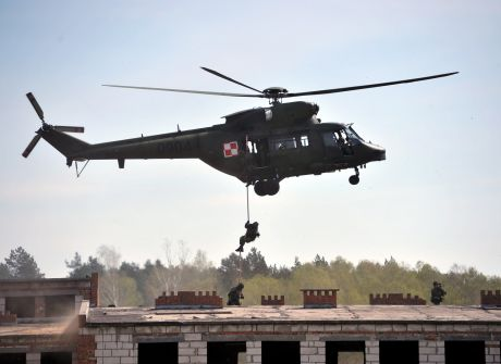 Polsko-kanadyjskie ćwiczenia wojskowe