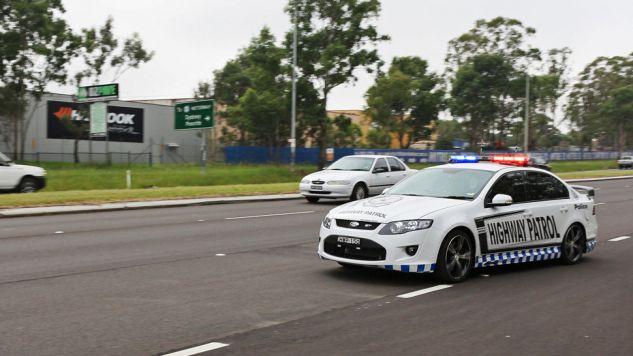 Patrol zatrzymał 29-latka po pościgu (fot.Flickr/ Highway Patrol Images)