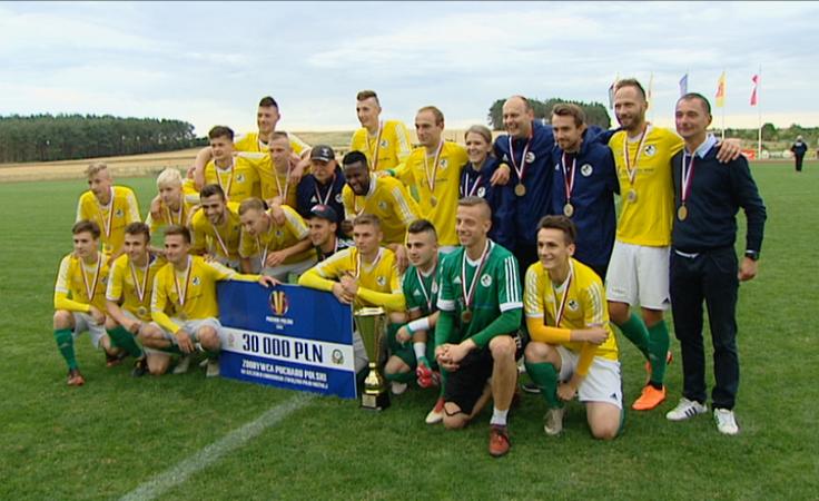 Puchar Polski dla Falubazu dzięki bramce W. Okińczyca