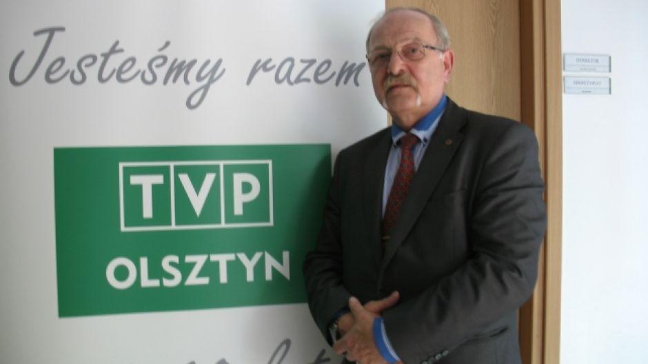Tadeusz Ratyński, wiceprezes Wojewódzkiego Funduszu Ochrony Środowiska i Gospodarki Wodnej