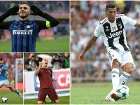 Efekt Ronaldo, nadzieja w Piątku. Top10 gwiazd Serie A