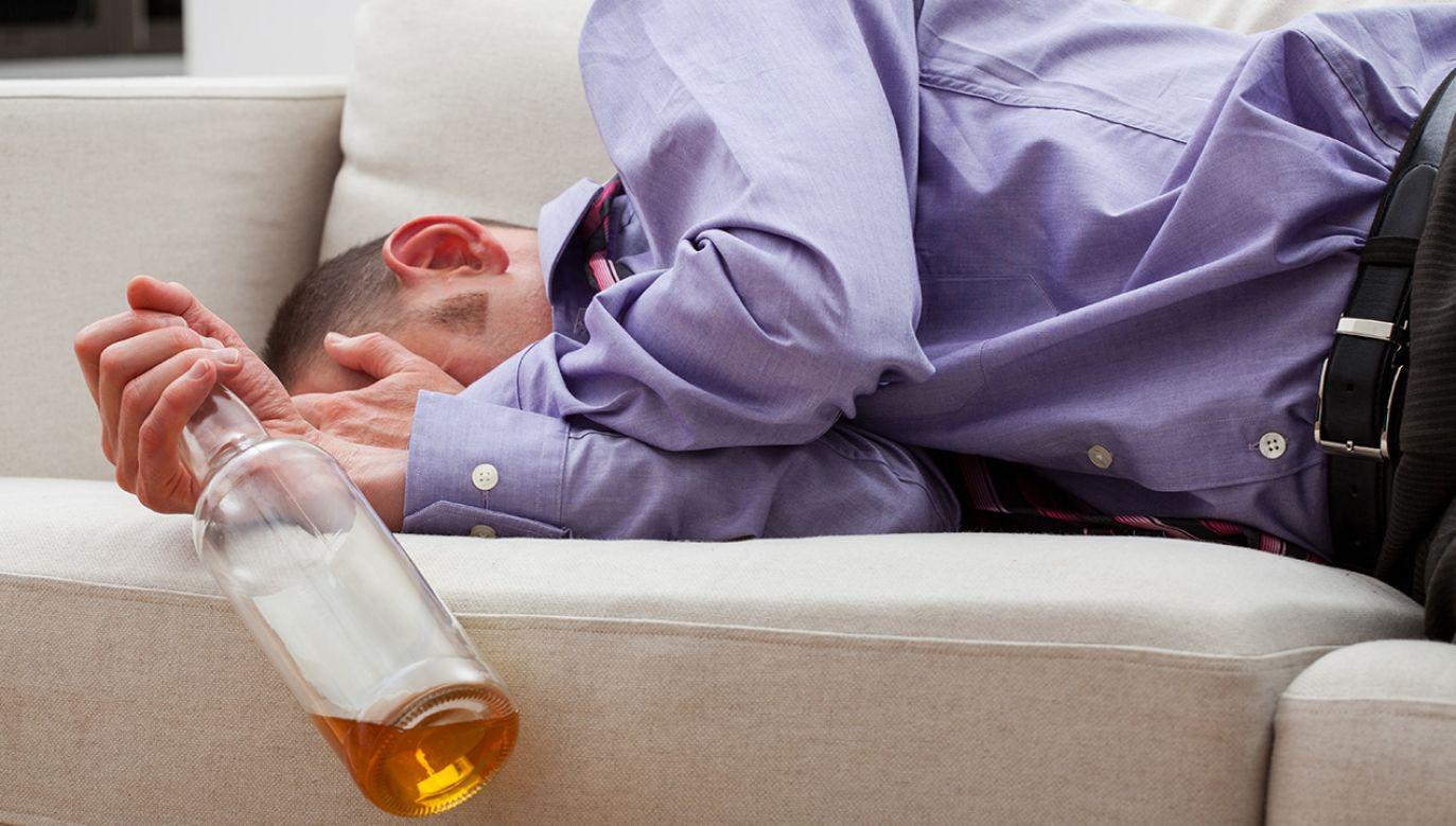 Koszty pijaństwa przewyższają przynajmniej trzykrotnie zyski z obrotu alkoholem – ocenia autor projektu (fot. Shutterstock/ Photographee.eu)
