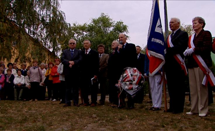 Dzieci Wojny upamiętniły rocznicę powstania Państwa Podziemnego