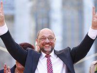 """Martin Schulz – waleczny kandydat SPD, """"cieszący się zaufaniem sąsiad"""""""
