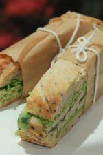 Piknikowe sandwicze
