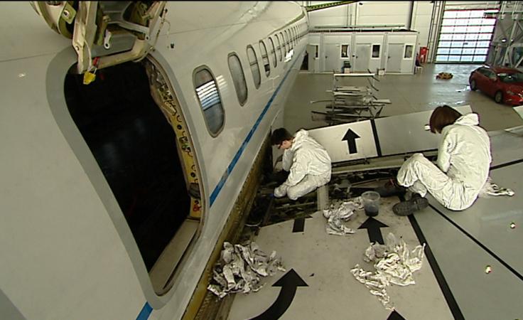 Praktyki zawodowe przyszłych mechaników lotniczych