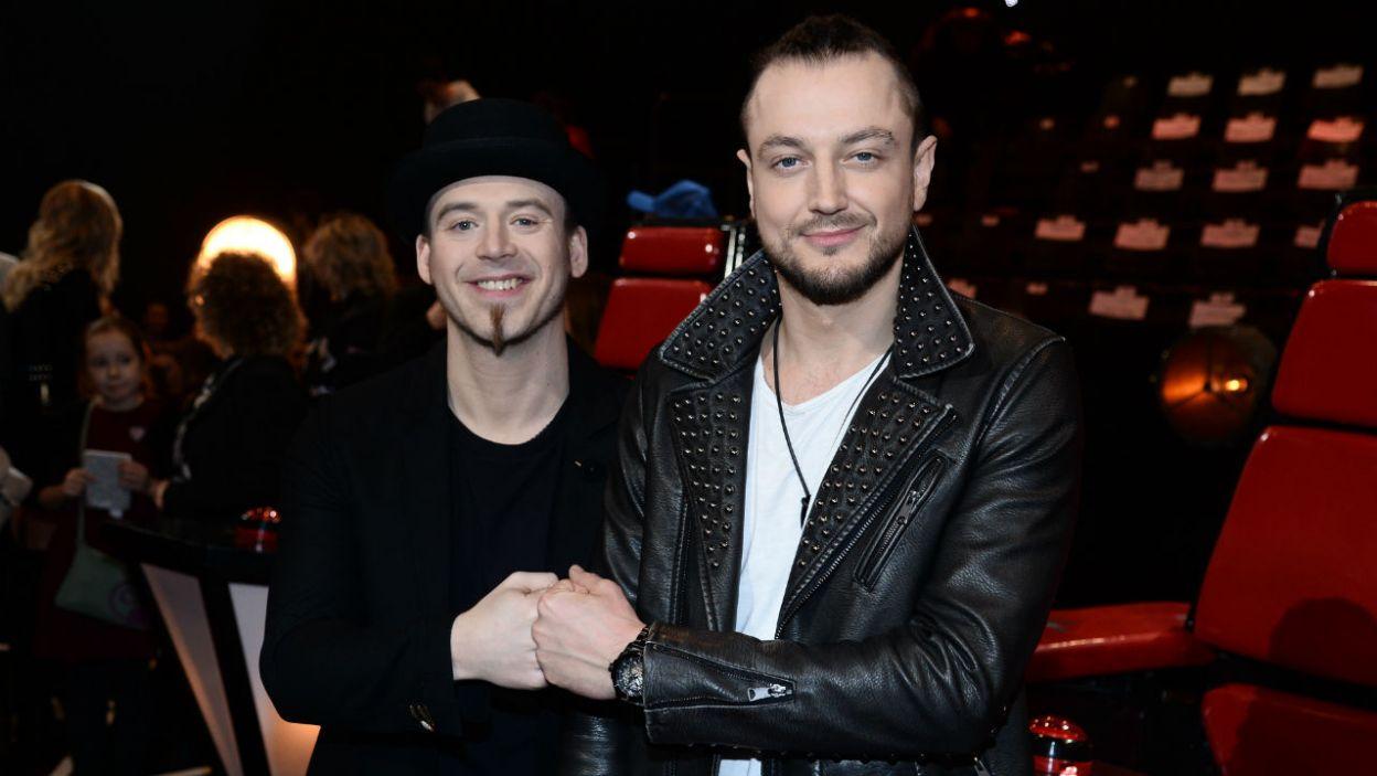 Tomson i Baron byli dumni z dzieciaków (fot. TVP)