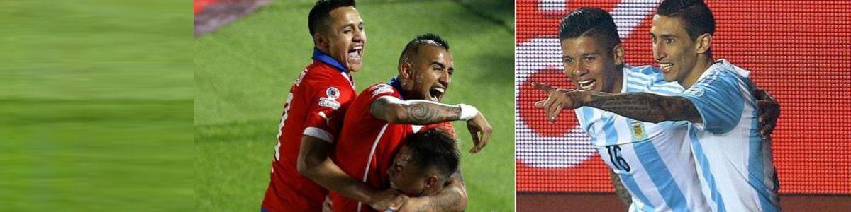 Finał Copa America w TVP